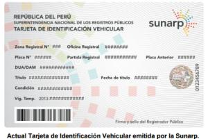 Tarjeta de identificación vehicular o TIV: ¿para qué sirve y cómo hacer un duplicado?