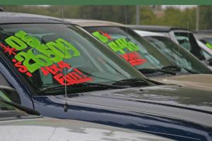 Riesgos en la compra de autos usados