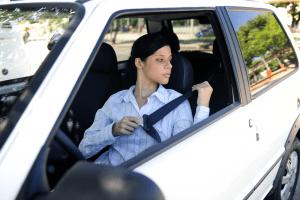 Multa por no llevar el cinturón de seguridad