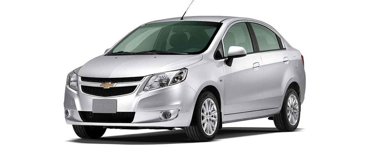 Chevrolet Sail Colombia