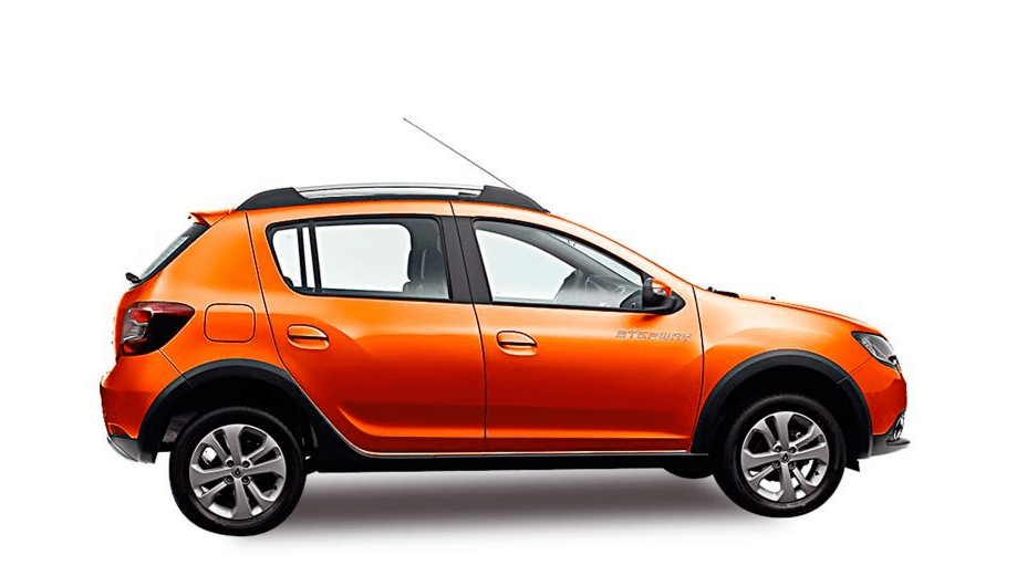 Renault Stepway Colombia
