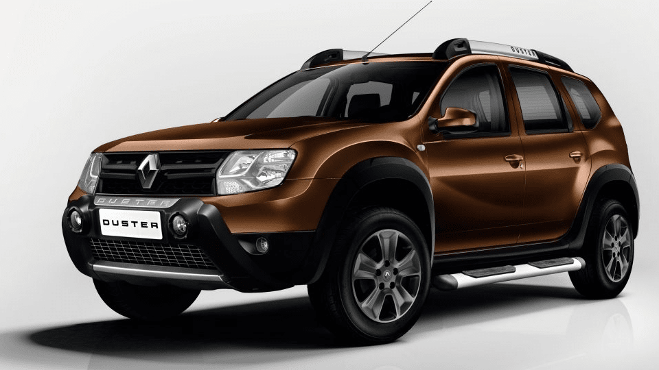 Renault Duster Colombia
