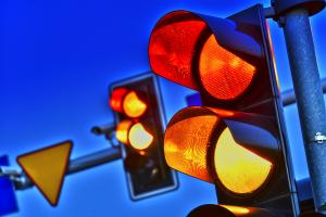 Multas por no respetar las señales de tránsito