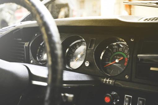 Revisa el Tablero del Auto