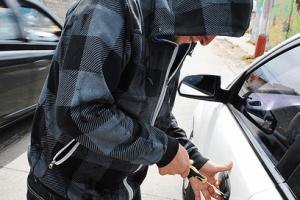 ¿Dónde se roban más autos en Chile?