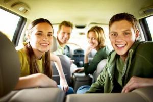 Consejos para un largo viaje de vacaciones en familia