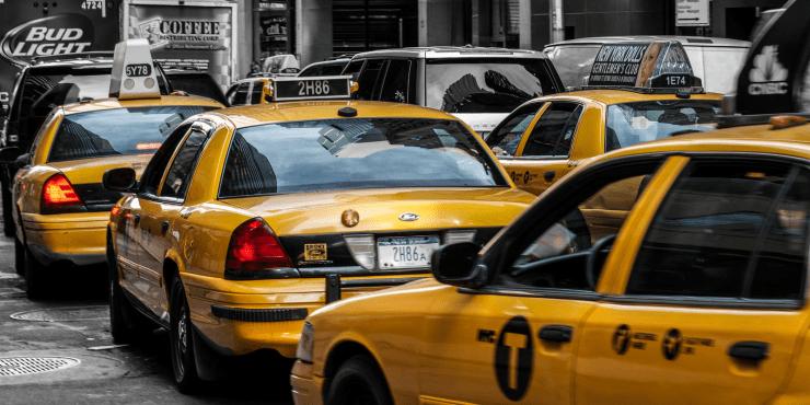 Antes de comprar un auto, revisa si ha sido parte de una flota de taxi