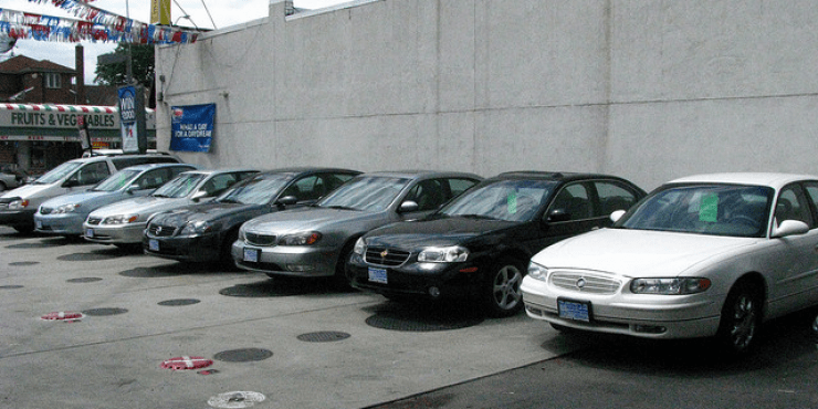 Al comprar un auto usado, revisa sus datos básicos para protegerte de fraudes