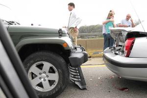 Pasos a seguir en caso de accidente
