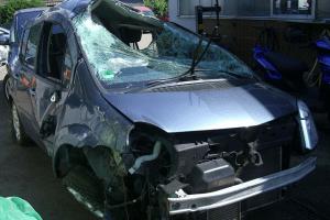 ¿Cómo detectar si un auto ha sido chocado?