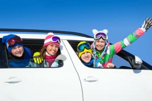 Prepara tu auto para el invierno: manejar ante bajas temperaturas